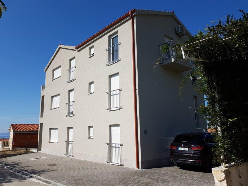 Chorvatsko – apartmány – jižní předměstí Splitu